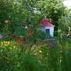 May 22, 2011.  The Garden at Mount Vernon, VA.